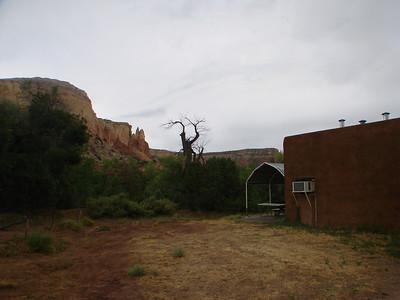 Ghost Ranch Art Show 2012-7-21