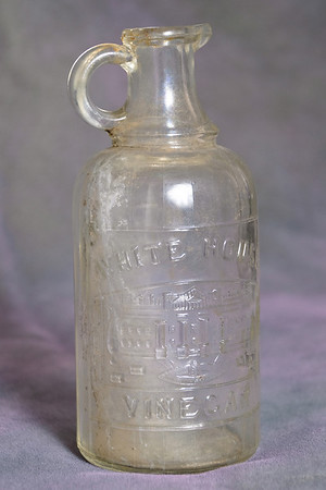 White house Vinegar (patent 1909)