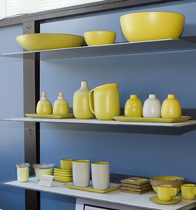 Heath makes a big variety of ceramic products.