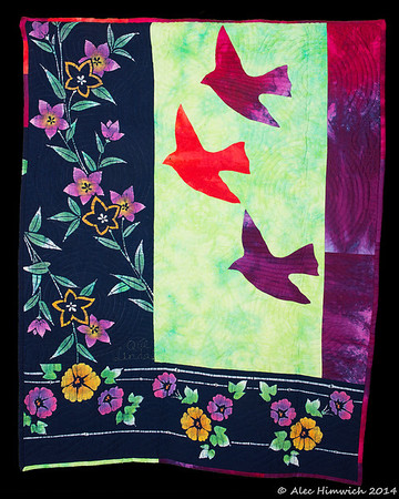 """Front side of  <a href=""""http://www.alechimwich.com/Arts-and-Crafts/Heather-Williams-Quilts/i-LsmPQ6P"""">this</a> quilt."""