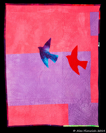 """Reverse side of  <a href=""""http://www.alechimwich.com/Arts-and-Crafts/Heather-Williams-Quilts/i-CMrPSHK"""">this</a> quilt."""