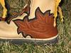 Acanthus Leaf Heel