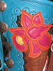 Frida Kahlo flower - taken directly from her artwork.