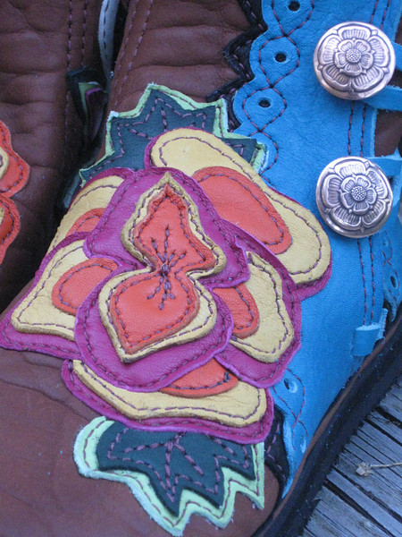 Frida Kahlo flower - taken directly from her artwork.