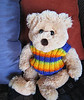 At one point I started knitting bear sweaters as gifts, and now need to complete the project to check it off the to-do list..   :-/  Winter 2011