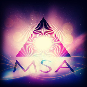 MSA Productions - Logo and graphics