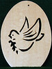 DEC 07 PEACE DOVE