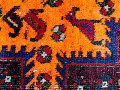 magic carpet by Richard Lazzara