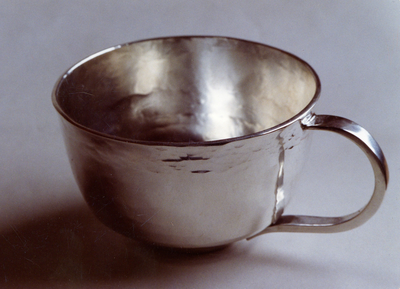 Cup silver093
