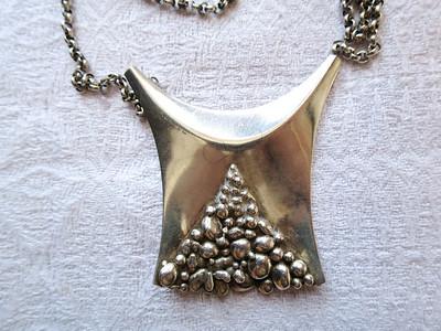 Anheng, fintsølv/925 sølv