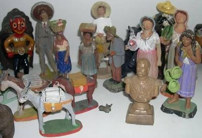 Neal's collection of Panduro's and others