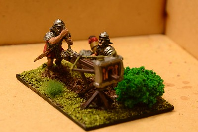 Warlord Games Early Imperial Romans with Scorpion (108, 109)