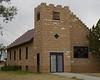 100 year old Church in Kenton OK
