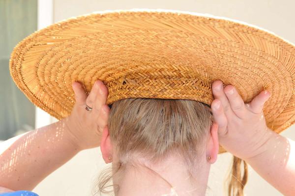 Modified Straw Hat
