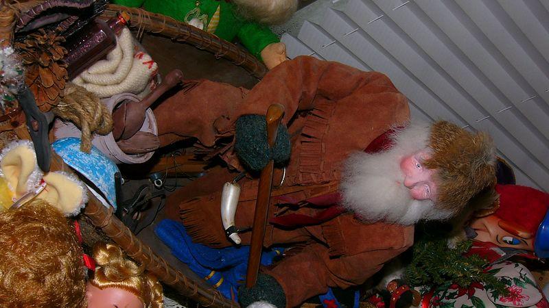 Coureur de bois (aka Santa)
