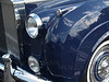 1953 Bentley front fender  - at 2012 New Hope Automobile Show