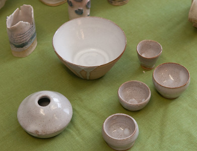 Nov 2012 - Pottery Results