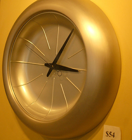 clock I want for downstairs