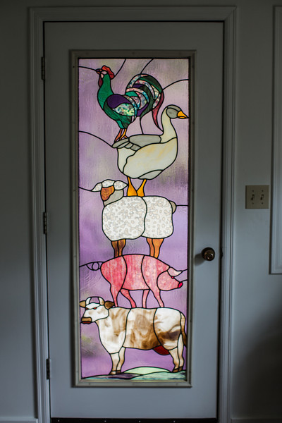 FRONT DOOR<br /> BREMEN TOWN MUSICIANS