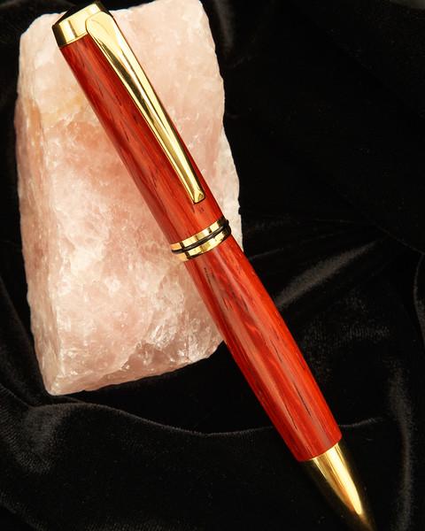 Jr. Gentleman's Ballpoint Pen  - Padauk