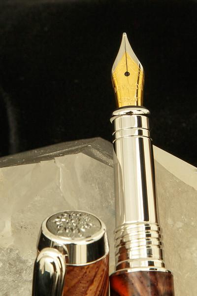 Cocobolo Jr. Statesman Fountain Pen