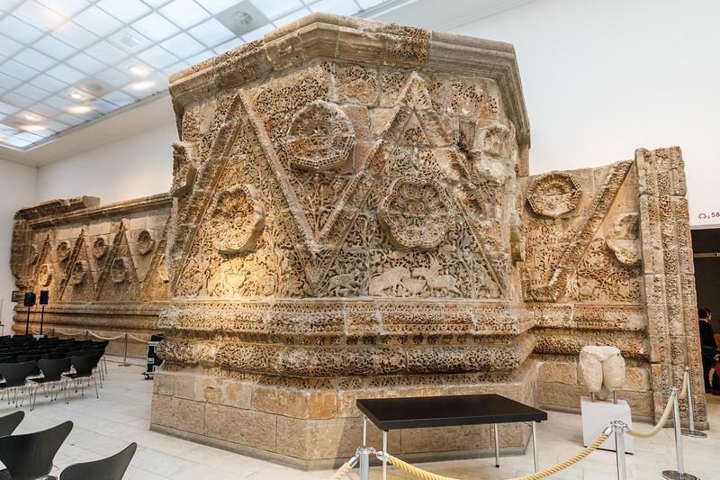 Mschatta-Fassade, Pergamonmuseum Berlin