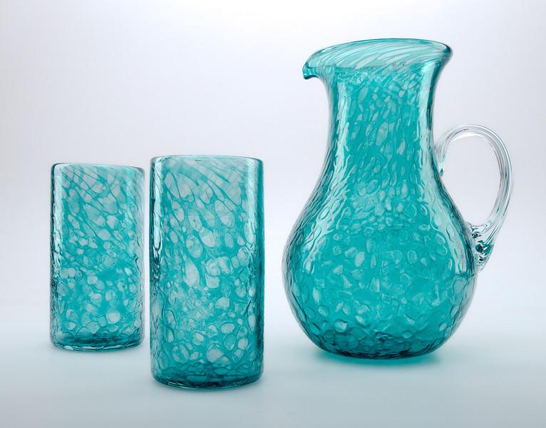 green_foam_glasses_pitcher