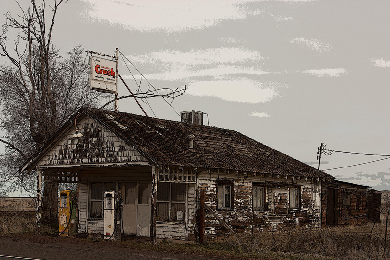 Oregon Hwy 97