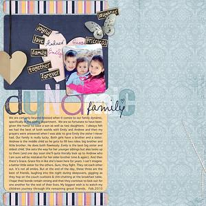 Family Dynamic.  February 2010.