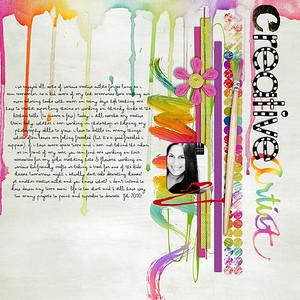 Creative Artist.  February 2010.