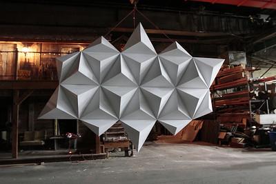 Sea Of Dreams - Stage & Visual Prep 12-22-2011