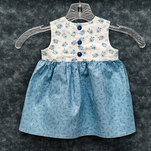 Baby dress for Eisley
