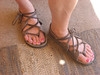 Four Tab Sandals
