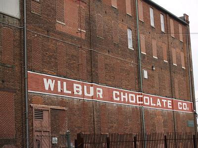 Wilbur Chocolate Co., Lititz, PA