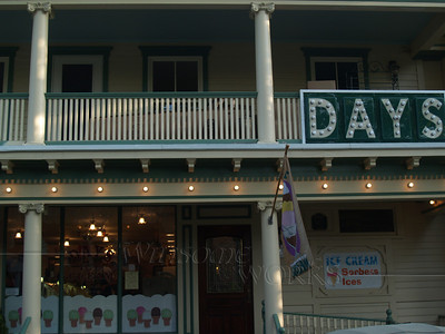 Days Ice Cream-- the place to go after a swim! (Ocean Grove, NJ)