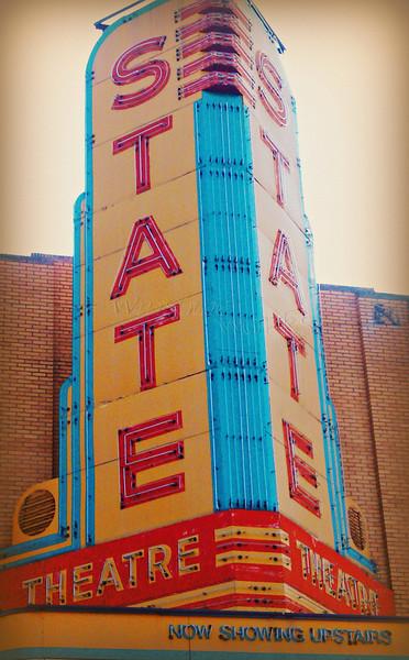 State Theatre - Ann Arbor, Michigan