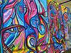 Mural in Art Alley - Goshen, IN