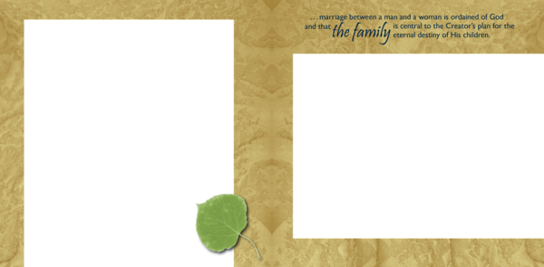 PNG template - The Family