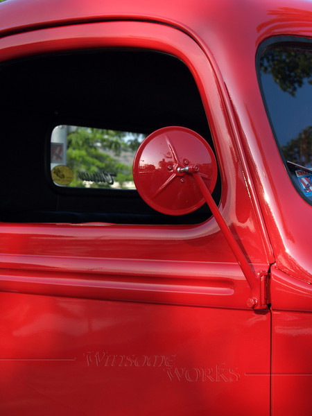 1941 Ford Flatbed Front Door