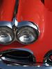 1958 Corvette Front End