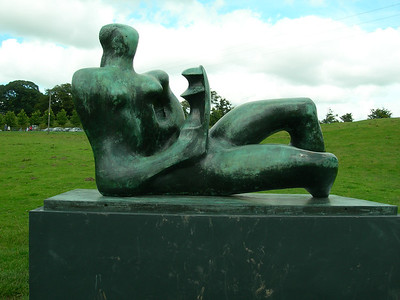Henry Moore, Yorkshire Sculpture Park, West Bretton
