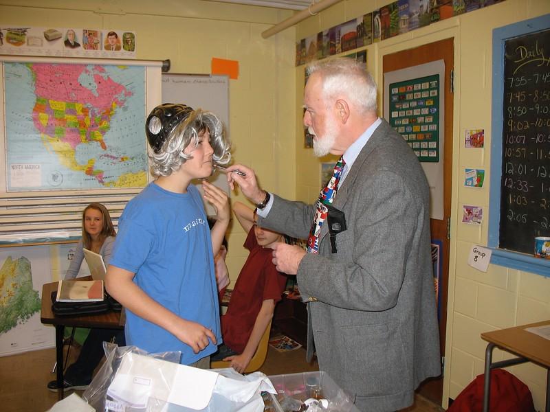 7th Grade Radio Broadcast