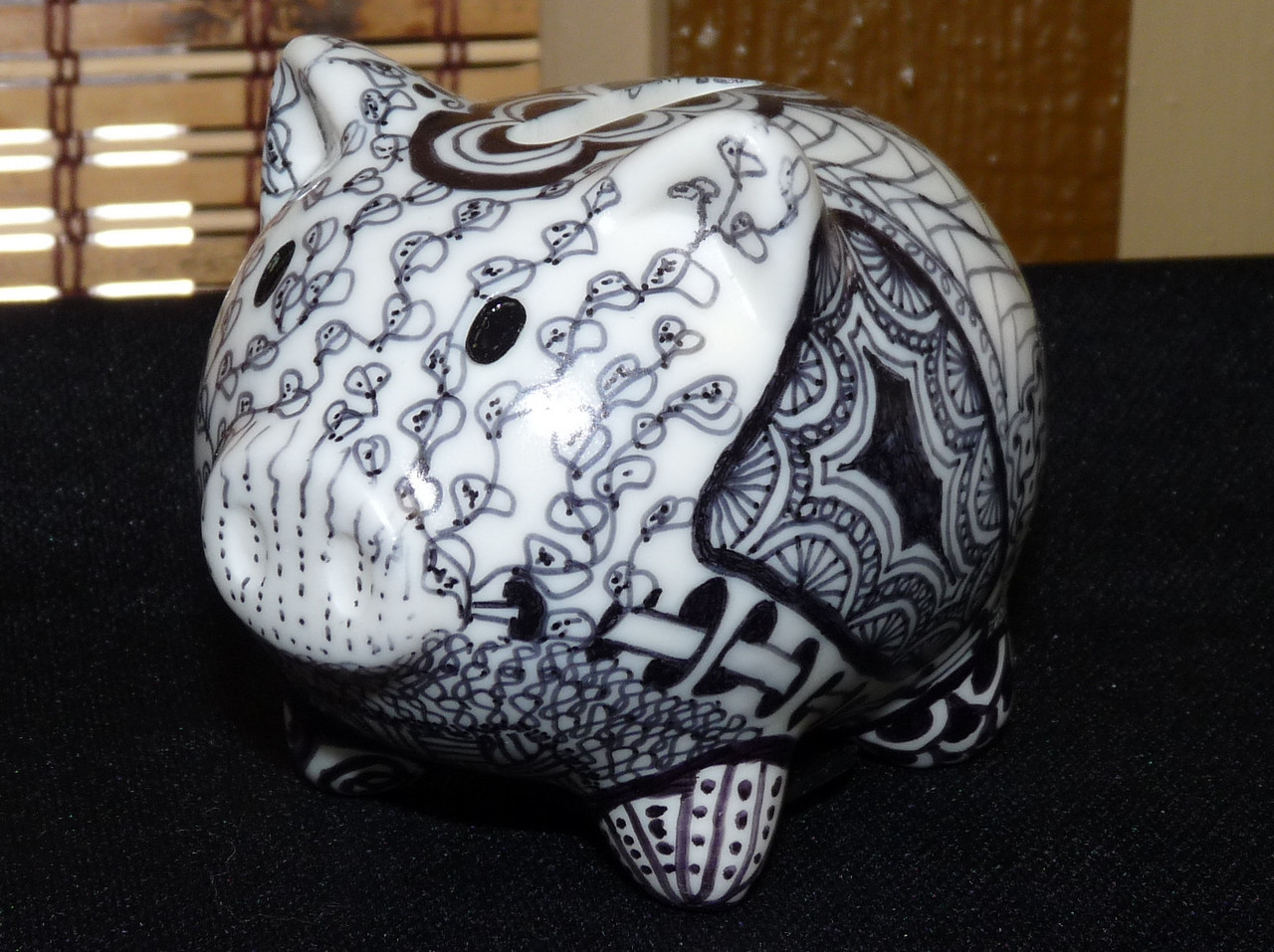 how can you not love a Tangled piggybank?!!