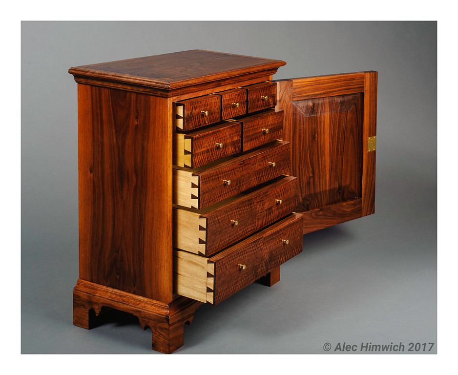Wood working by Bill Anderson
