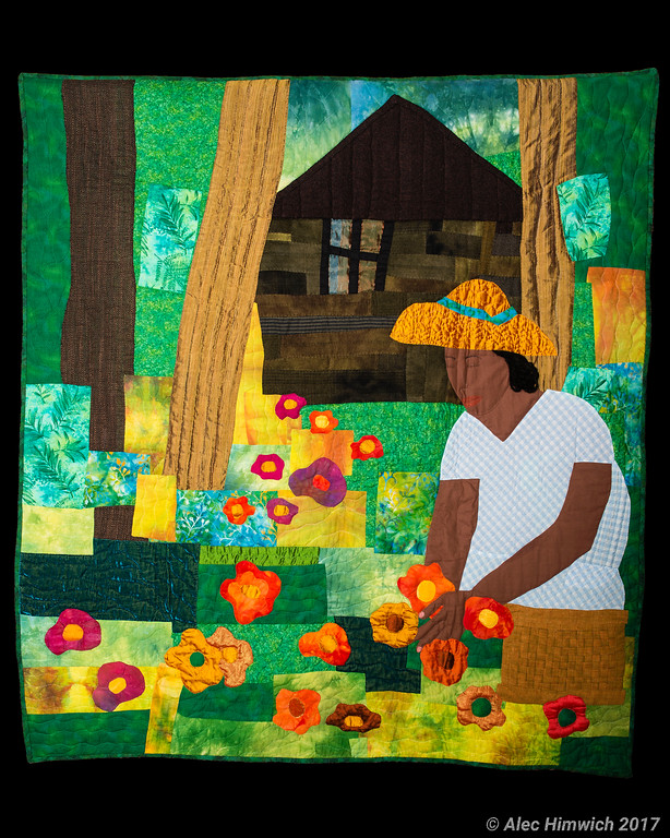 Quilt work by Healther Williams