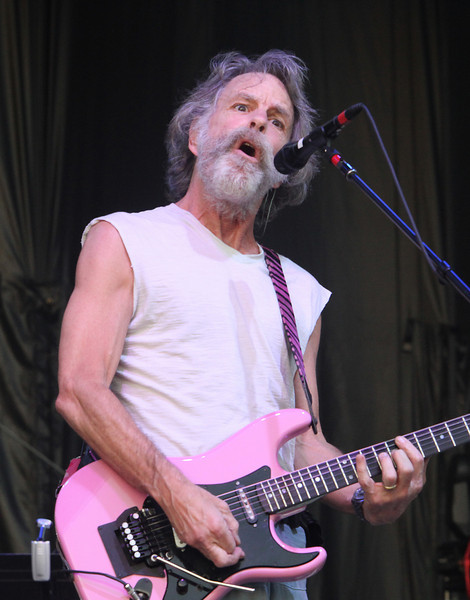 Bob Weir of the band Furthur performs at the Cisco Ottawa Bluesfest on Wednesday, July 7, 2010. The Ottawa Bluesfest is ranked as one of the most successful music events in North America. The Canadian Press Images PHOTO/Ottawa Bluesfest/Patrick Doyle.