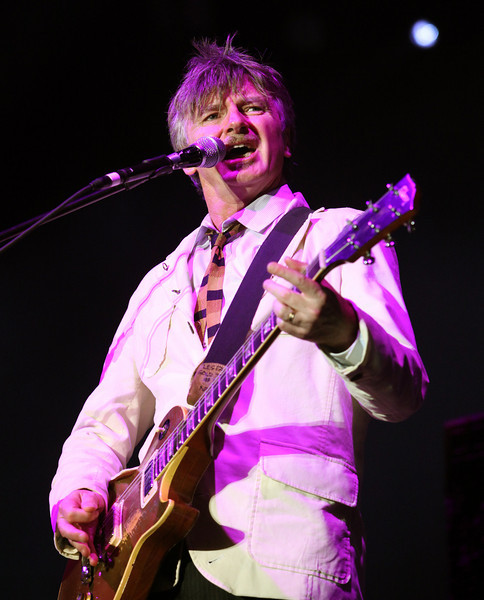 Neil Finn of the band Crowded House performs at the Cisco Ottawa Bluesfest on Thursday, July 15, 2010. The Ottawa Bluesfest is ranked as one of the most successful music events in North America. The Canadian Press Images PHOTO/Ottawa Bluesfest/Patrick Doyle.