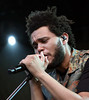 The Weeknd is seen here performing at the RBC Royal Bank Bluesfest in Ottawa on Sunday, July 15, 2012. The Ottawa Bluesfest is ranked as one of the most successful music events in North America. The Canadian Press Images PHOTO/Ottawa Bluesfest/Patrick Doyle.