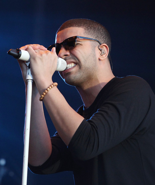 Drake performs at the Cisco Ottawa Bluesfest on Friday, July 16, 2010. The Ottawa Bluesfest is ranked as one of the most successful music events in North America. The Canadian Press Images PHOTO/Ottawa Bluesfest/Patrick Doyle.