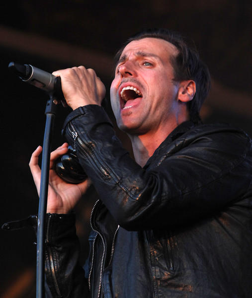 Raine Maida of the band Our Lady Peace is seen here performing at the RBC Royal Bank Bluesfest in Ottawa on Friday, July 13, 2012. The Ottawa Bluesfest is ranked as one of the most successful music events in North America. The Canadian Press Images PHOTO/Ottawa Bluesfest/Patrick Doyle.